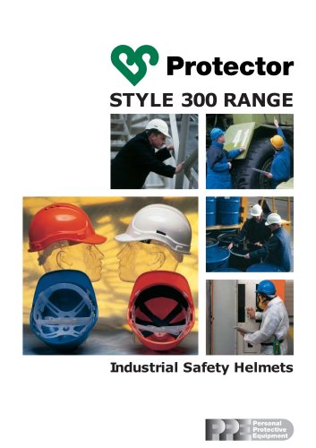Style 300 Industrial Safety Helmet