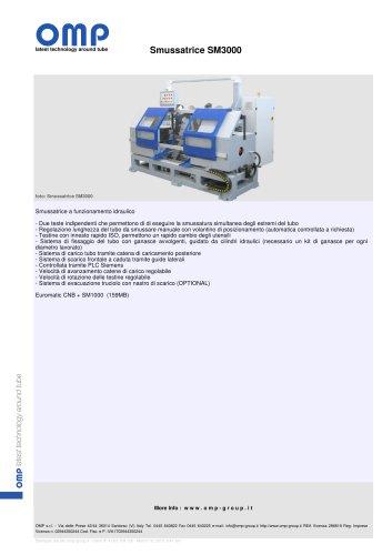 Smussatrice SM3000