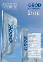 GROB International 01/10