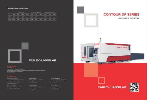 DF Serial laser cutting machine   Farley Laserlab