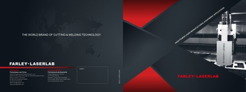 Farley Laserlab Products Brochure