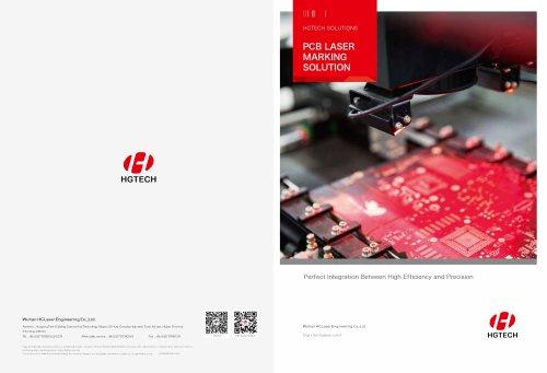 PCB Laser Marking Solution