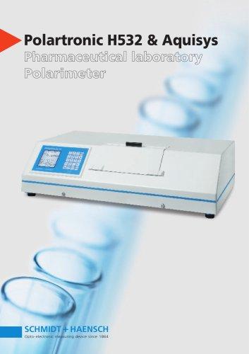 Polarimeter-Polartronic-H532-spectral