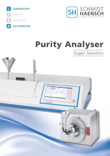Purity Analyser