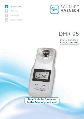 S+H Digital Hand Held refractometer
