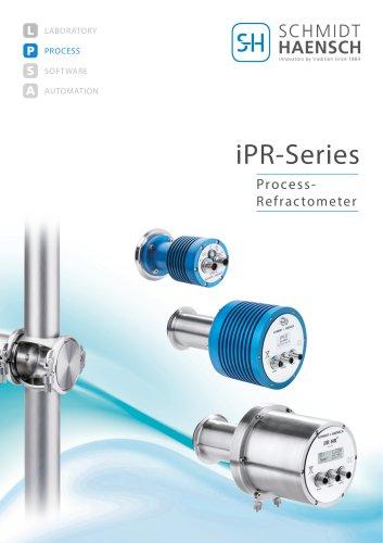 S+H Process Refractometer IPR