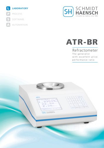 S+H Refraktometer ATR-BR