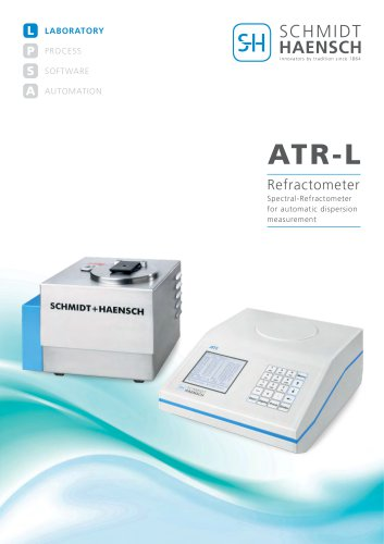 S+H Refraktometer ATR-L