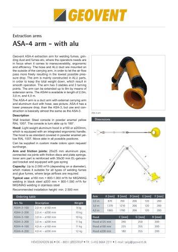 ASA-4 arme