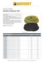 GeoFlex Exhaust 220