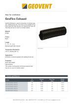 GeoFlex Exhaust