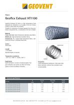 GeoFlex Exhaust HT-1100