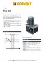 MSQ 200 fan