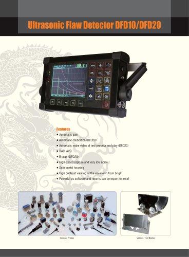 Ultrasonic Flaw Detector DFD20/Portable