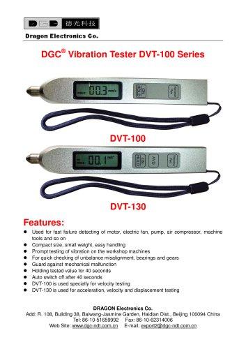 Vibration Tester DVT-100 Series/Portable/Pen type