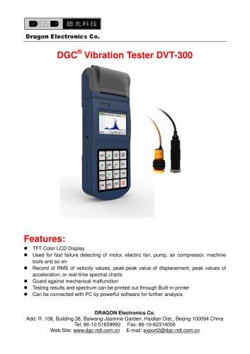 Vibration Tester DVT-300/Porbable