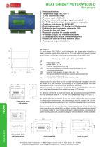 data sheet WR200D