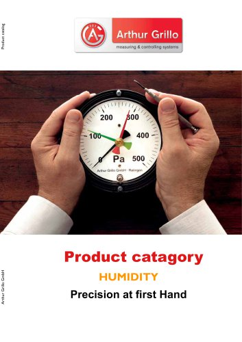 product category - humidity