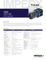 T2040 CCD 4 MP CXP-3 CoaXPress®