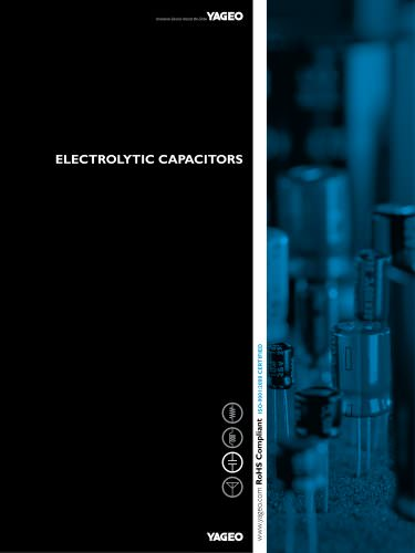 Electrolytic Capacitors