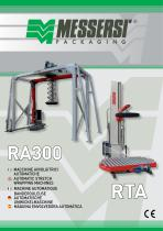 RA300 / RTA avvolgitrici automatiche