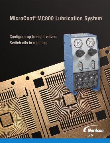 MicroCoat® MC800 Lubrication System
