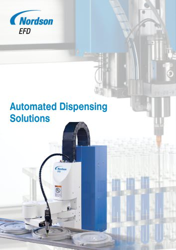 Nordson EFD Dispensing Robots