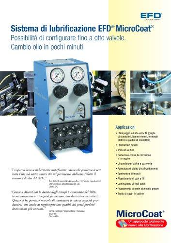 Sistema di lubrificazione MicroCoat®