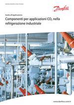 Componenti per applicazioni CO2 nella refrigerazione industriale
