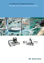 Ersa Rework & Inspection Systems Catalogue