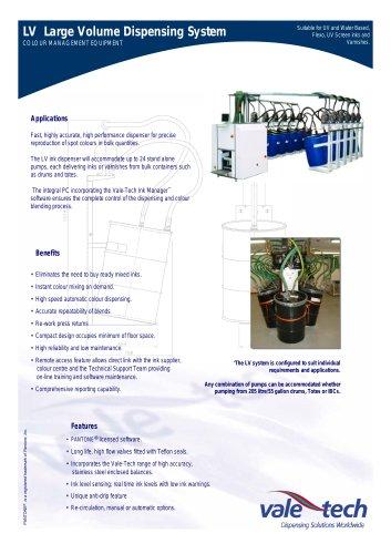 LV Large Volume Dispensing System