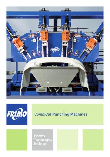 CombiCut Punching Machines