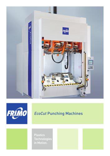 EcoCut Punching Machines