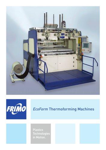 EcoForm Thermoforming Machines