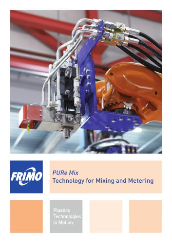PURe Mix Technology for Mixing and Metering