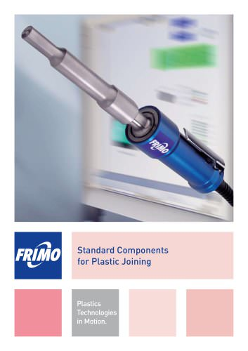 Standard Components for Plastic Joining