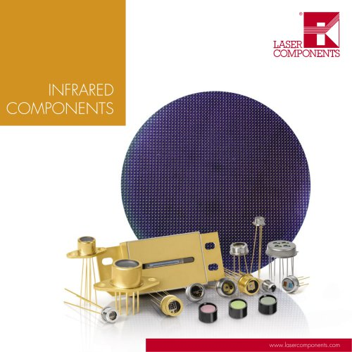 Infrared Components Catalog