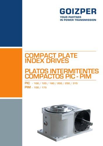 PIC-PIM Compact Intermittent Units Catalogue -Goizper Industrial