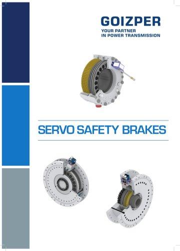 Servo Safety Brakes