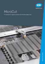 STM MicroCut - Waterjet Solutions