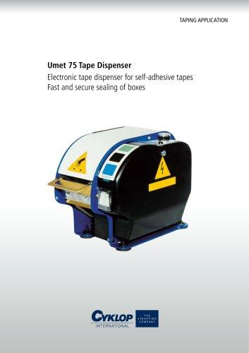 Umet 75 Tape Dispenser