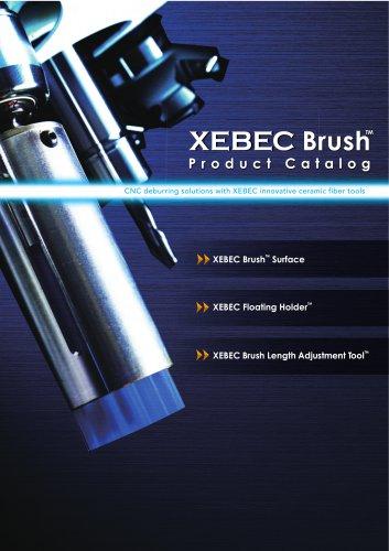 XEBEC Brush™ Surface, Floating Holder™ BT shank, Length Adjustment Tool