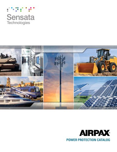 Airpax Power Protection Brochure