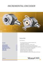 B36 Incremental Encoder