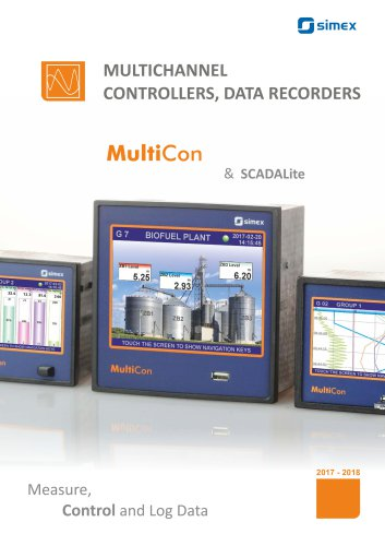 MultiCon overview BRCMCEN
