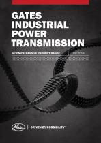 Industrial Power Transmission Catalogue