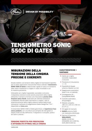 Tensiometro sonico 308C