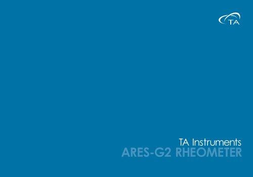 ARES-G2 RHEOMETER