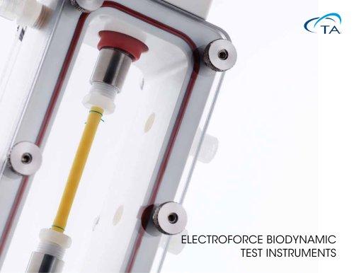 ELECTROFORCE BIODYNAMIC TEST INSTRUMENTS