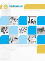 Magengine Co., Ltd - NdFeB catalogue for motors, pumps, chucks, drives, filters, sensors, bearings, tooling